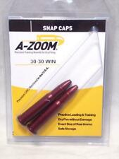 12229 2-Pack PACHMAYR A-Zoom .30-30 Rifle Snap Caps Dry Fire Dummy Training Ammo