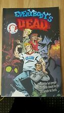 Everybody's Dead Comic Book by Lynch & Crossland