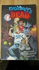Everybody's Dead Comic Book by Lynch & Crossland