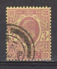 Great Britain nr 108 used EDWARD VII 1902 VEILING oude postzegels ENGELAND