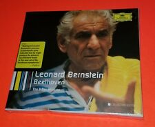 Leonard Bernstein - Beethoven The 9 Symphonies 5 CD Set - Sealed German Import