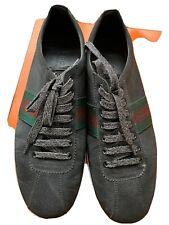Gucci mens Black Glitter Sneakers 10 (us 11).