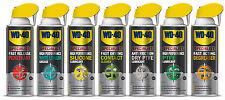 WD40 Specialist full set 7 cans, silicone, ptfe, greases, cleaners 250ml