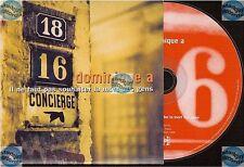 DOMINIQUE A IL NE FAUT PAS SOUHAITER LA MORT DES GENS CD PROMO