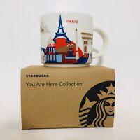 NIB NEW Starbucks You Are Here YAH Collection Paris France 2019 mug 14 oz RARE