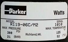 Parker R911-06C-M2 Regulator