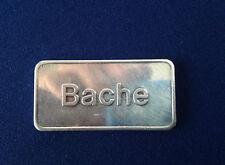 1981 Pioneer Mint Bache PM-5 Silver Art Bar P1752
