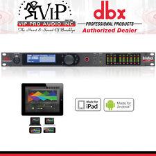DBX Driverack VENU 360 Loudspeaker Management System 3-in / 6-out 1U (1-Space)
