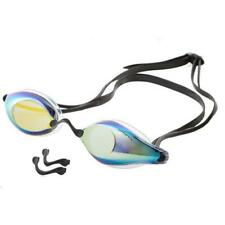 Aquarapid Racing Mirrored Goggles - Black