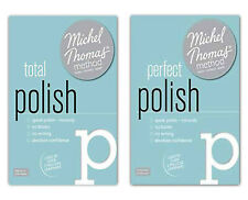 Michel Thomas Total Polish and Perfect Polish. Complete set.