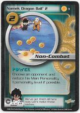 Dragonball Z TCG *Gratis Schutzhülle* | Namek dragon ball 2 #3 | 2001