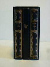 Histoire de Vidocq d' après lui-même T1 T2 et texte J. Savant Vidocq après 1827