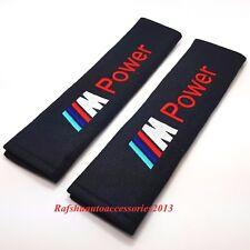 BMW M Sport Seat Belt Cover Pad m3 m4 m5 m135i 1 M fob e92 e46 e36 f82