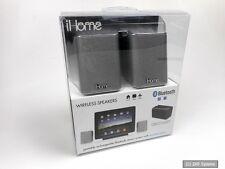 iHome IDM15SE Bluetooth Boxen / Lautsprecher, tragbar für iPod, iPhone, iPad