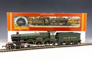 Hornby Railways - R313 GWR Hall Class 4-6-0 Locomotive - 'Hagley Hall' - Boxed