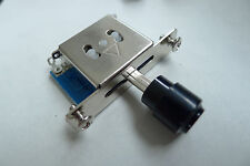 5 WAY Blade Lever Switch With Barrel Type Black Knob For Import Guitar