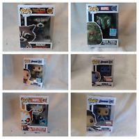 Marvel Universe (Funko Pop Marvel!)  *LACC/SDCC/Collector Corps Exclusives*