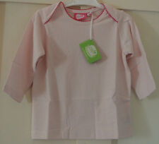 New Muddy Puddles baby girls long sleeve Top 100% cotton Pink 6-12 months