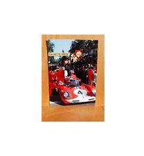 Photo - 1970 Targa Florio - Ferrari 512 S #1016 - Herbert Müller / Mike Parkes