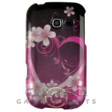 Samsung R480 Freeform 5 Shield Purple Love Protector Guard Shield