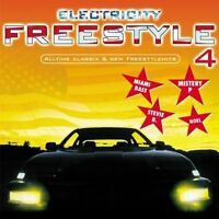 Electrocity Freestyle 4 (1999) Section 87, Lil' Suzy, Demetri, Stevie B.,.. [CD]