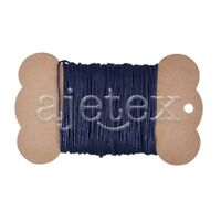 10M Waxed Cotton Cord 0.8/1/1.5/2mm Thread Thong Jewellery String Beading Supply