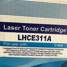 CYAN(BLUE) toner  for HP LaserJet CP1025NW Pro M275NW Pro 100 MFP M175A CE311A