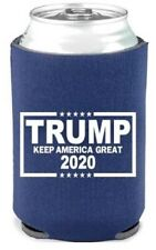 Trump 2020 Make America Great Can Holder Collapsible Koozie - Closeout