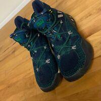 Adidas Men AW Crazy Explosive ANDREW WIGGINS Basketball Shoe NAVY BLUE Green 8