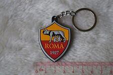 kiTki A.S. Roma badge football club soccer keychain key chain ring souvenir