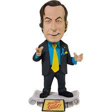"BREAKING BAD - Saul Goodman 6"" Bobble / Head Knocker Figure (Mezco) #NEW"