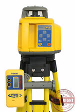 SPECTRA PRECISION LL400 SELF LEVELING ROTARY LASER LEVEL, TRIMBLE, TOPCON