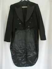 Keith Courtenay Pure Wool Tailcoat/Tuxedo