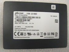 "Micron 1100 256GB Internal SATA 2.5"" SSD Drive MTFDDAK256TBN"