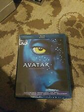 Avatar 3D Blu-ray(Rare Not for Sale/Promo With Bilingual English/French Artwork)