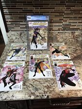 Young Avengers Presents Lot #6 CGC 9.6 1st Kate Bishop Hawkeye Set  2 3 4 5 NM