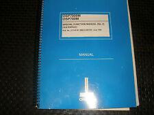 Okuma Osp7000M/700M Control Special Function Manual 2nd