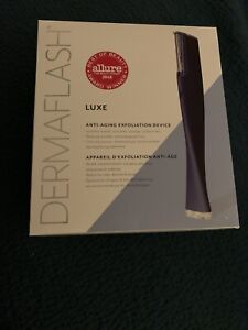 DERMAFLASH LUXE LUXE Anti-Aging  Exfoliation Device New