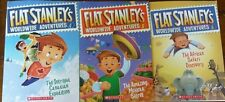 Flat Stanley (Book 4-6