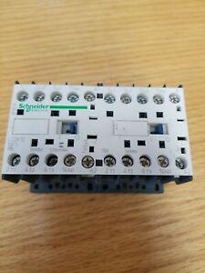 LC2K1210F7 —  Reversing  Contactor Schneider     110-120V50/60HZ