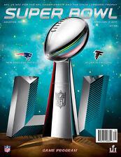 Super Bowl LI 51 NFL Game Day National Program Patriots Falcons Houston Texas