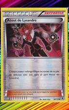 Atout de Lysandre Rev-XY4:Vigueur Spectrale-99/119-Carte Pokemon Neuve Française