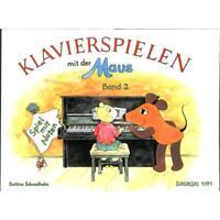 """Klavierspielen mit der Maus - Band 2 - Spiel mit Noten + 1 Bleistift """"Musikmotv"""""""