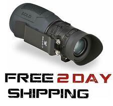 Vortex Optics Solo R/T Tactical Monocular 8x36 Mrad Range Reticle, Sol-3608-Rt