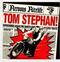 (GU486) Tom Stephan, Nervous Nitelife, 19 tracks various artists - 2009 DJ CD