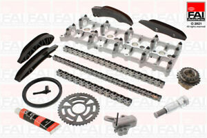 Timing chain kit with cam carrier fits BMW 1 2 SERIES, X1 MINI 1.6 2.0 N47D16A