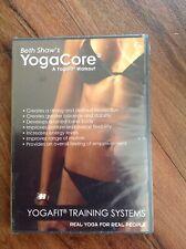 Beth Shaw's Yogacore - A Yogafit Workout (Dvd) Brand New