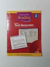 Houghton Mifflin Exam View Test Generator CD-ROM
