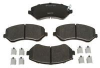 Disc Brake Pad Set-Disc, Rear Drum Front Raybestos MGD856CH