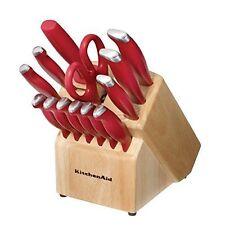 KitchenAid Stainless Steel Kitchen & Steak Knives for sale | eBay on asian knives, riffe knives, fury knives, kb knives, rachael ray knives, macy's knives, mundial knives, cutlery knives, house brand knives, sushi knives, swibo knives, nrs knives, ken onion knives, farberware knives, calphalon knives, zwilling knives, northfield knives, innovative scuba knives, anolon knives, tools of the trade knives, oster knives, sani-safe knives, set of knives, schmidt bros knives, john boos knives, zyliss knives, tramontina knives, irwin knives, large knives, boker knives, knives set, damascus knives, wusthof knives, cutco knives, watanabe knives, henckels knives, camp usa knives, arcosteel knives, chroma knives, santoku knives,
